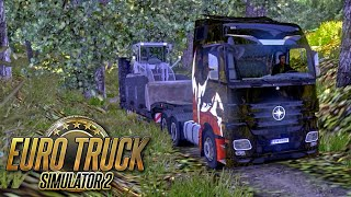 Euro Truck Simulator 2 - Estradas de Risco