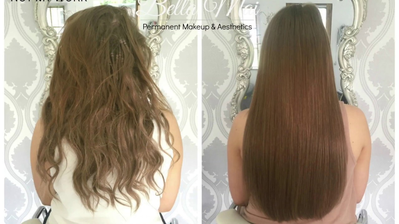Hair Extension Videos