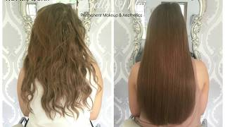 Badly fitted Micro Ring Extensions ~ Corrected by me with Nano Ring Extensions