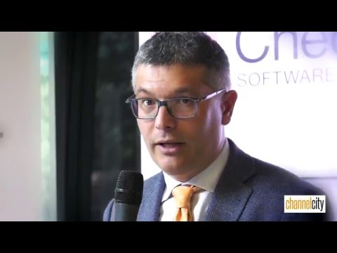 Massimiliano Bossi, Channel Sales Manager, Check Point Software