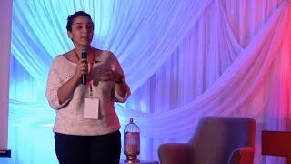Be the woman you always wanted to be | Sarah Arbi | TEDxJendoubaVille