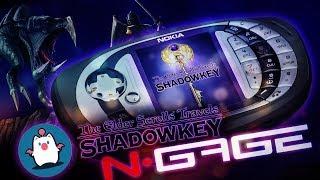 Shadowkey для N-Gage QD Nokia - (Пересказ #15)