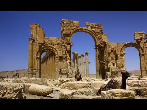 1986 Syria Aleppo Damascus Palmyra Krak des Chevaliers Homs