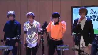 130307 Teen Top --Missing you live on 2 O Clock Cultwo Radio