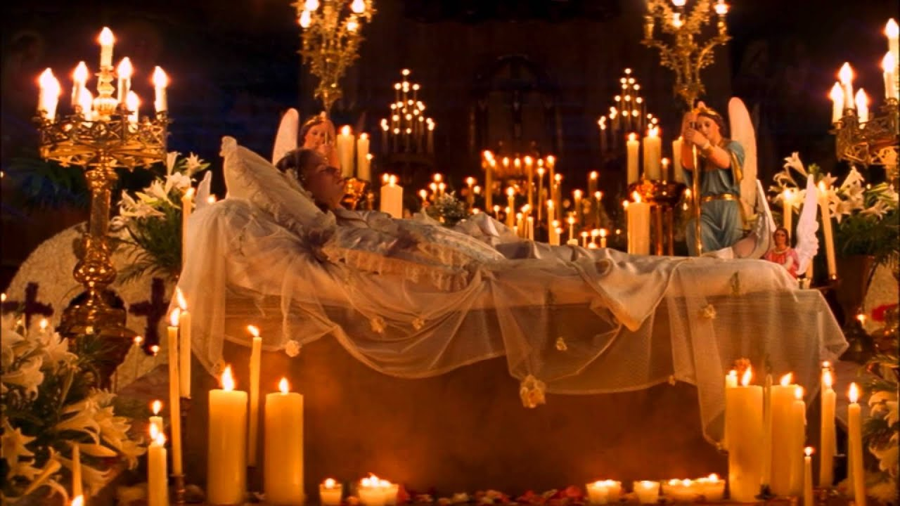 romeo and juliet take me to church music video youtube