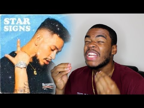 AMERICANIZED SA MUSIC!!!  AKA  Star Signs ft Stogie T  Reaction