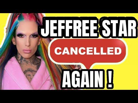 JEFFREE STAR IS CANCELLED AGAIN SHANE DAWSON DRAMA