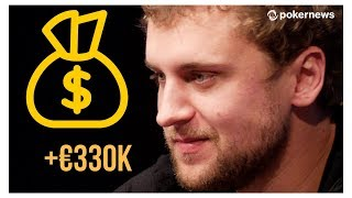 Riess Wins Another €330k!