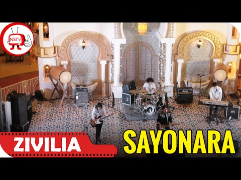 Zivilia - Sayonara - Live Event And Performance - Mall Of Indonesia - NSTV