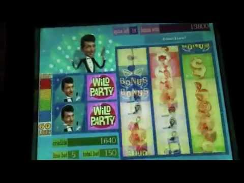 Dean Martin's Wild Party: 20 Free Spins & Big Win