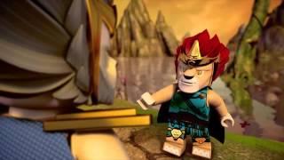 Kijk Lego Chima aflevering 1 filmpje