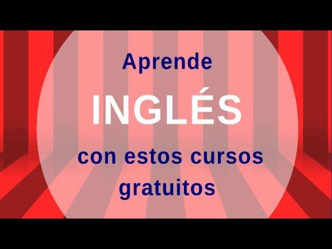 APRENDE INGLES RAPIDO Y FACIL/COMO APRENDER INGLES FACIL Y RAPIDO/CURSO DE INGLES GRATIS