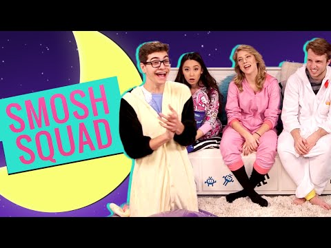 WOULD YOU RATHER W/ THE SMOSH SQUAD