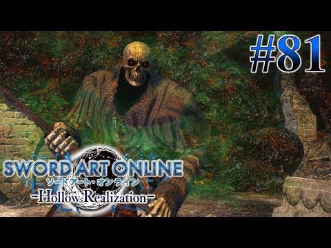 Sword Art Online: Hollow Realization Walkthrough Episode 81: Chief Undertaker Alderano