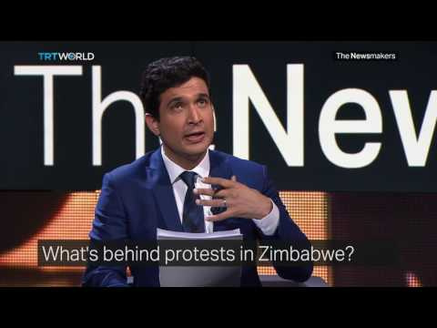 The Newsmakers: Is Mugabe losing his grip on power and what can the world do about North Korea?