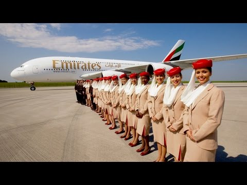 Top 10 Emirates Airline Facts You Didn't Know || Pastimers