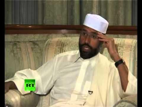 US looks on Libya as McDonald's -- Gaddafi's son [01.07.2011]