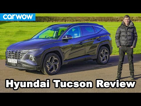 Hyundai Tucson 2021 review – see how many other cars it copies…