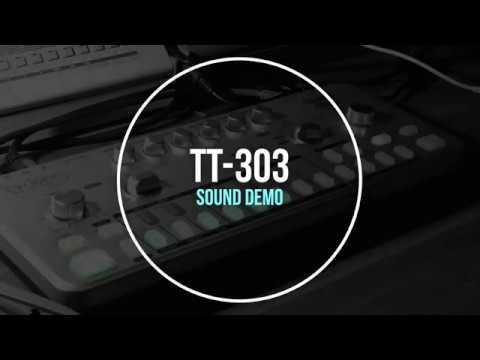 TT-303 Bass Bot | Sound Demo | Cyclone Analogic