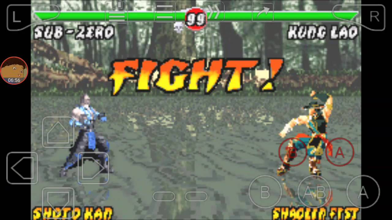 Mortal Kombat: Deadly Alliance (GBA)