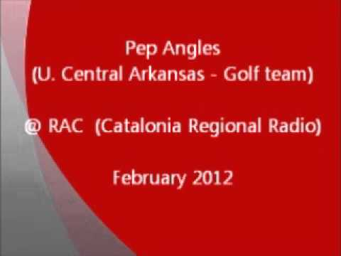 Pep Angles @ RAC Radio (Catalan) - La volta al món