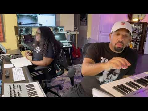 In the Studio   Making the Christmas EP   Behind the Scenes   Sneak Peek