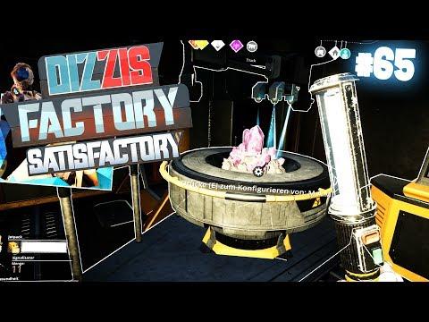 ENDLICH NEUE UPDATES | Let's Play Satisfactory #65 | izzi & Dner