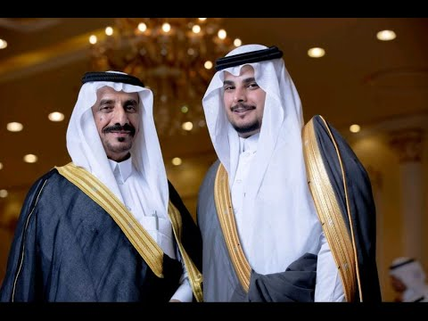 حفل زواج سليمان بن معيض بن قريش الشهري بقصر بصمات للاحتفالات