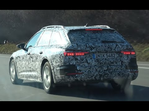 4k All New 2020 Audi A6 Allroad Quattro Prototype Test Drive Youtube