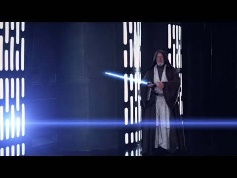 Watch Darth Vader Hilariously Overexplain Every Star Wars Plot Hole