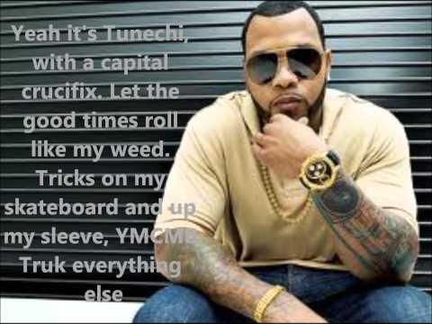 Let It Roll - Flo Rida Feat. Lil Wayne Lyrics