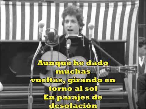 MR. TAMBOURINE MAN - Bob Dylan Spanish Version
