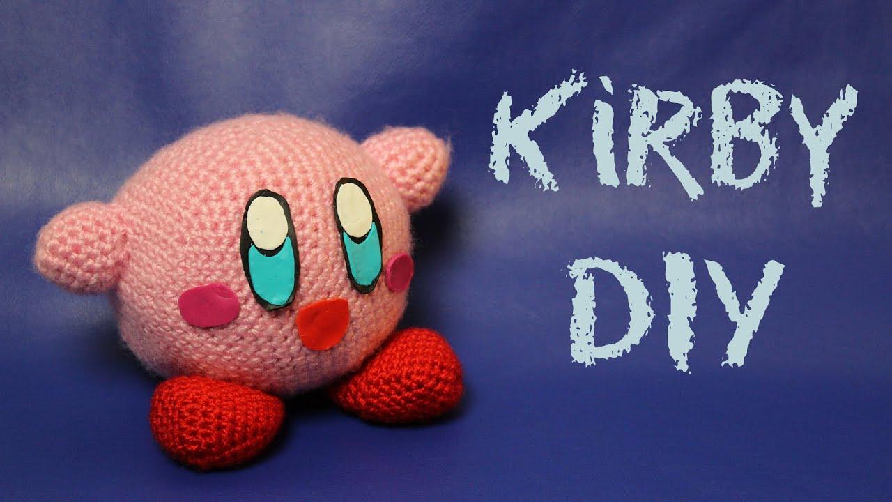 Kirby Häkelanleitung Amigurumi Einfach Diy Youtube