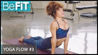 Yoga Flow Workout: Level 3- Core | BeFiT Trainer Open House