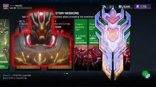 Necrotronus Rank Up | x3 5 Star Bot Crystals - Transformers: Forged to Fight