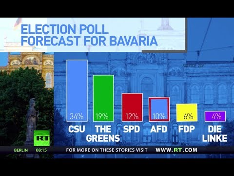 Will election in Bavaria bring end to Merkel's coalition?