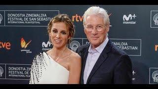 Actor Richard Gere married Alejandra Silva secretly...