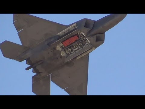Davis-Monthan AFB Air Show 2016 (Short Compilation)