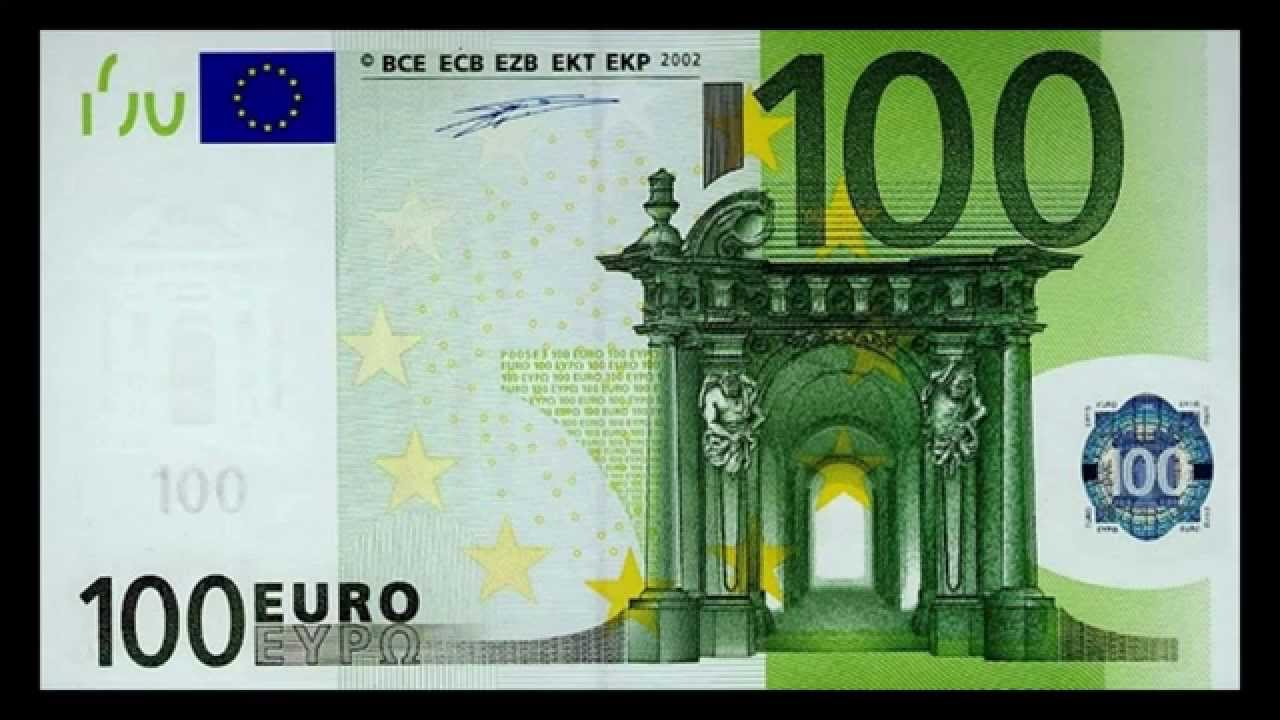 Alle Euro Scheine 5 Euro Bis 500 Euro In High Definition Hd