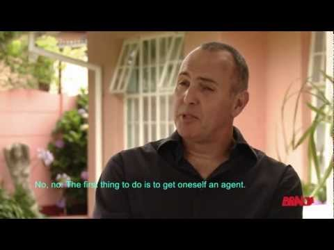 Arnold Vosloo Interview 2012 ENGLISH SUBTITLES