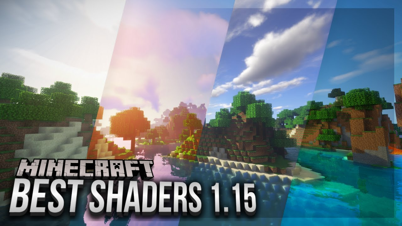 TOP 9 Shaders for Minecraft 9.99.9 - YouTube