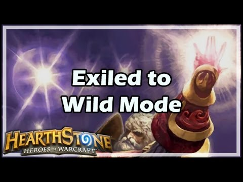 [Hearthstone] Exiled to Wild Mode