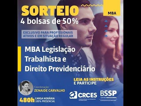 SORTEIO 4 BOLSAS 50% - BSSP CRCES