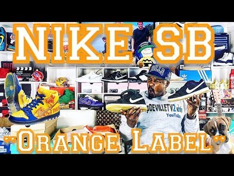 "NIKE SB Dunk Low / Dunk Mid ""Orange Label"" Series Review. #NikeSb #DunkLow #DunkMid"
