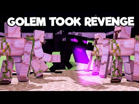 GOLEM TOOK REVENGE