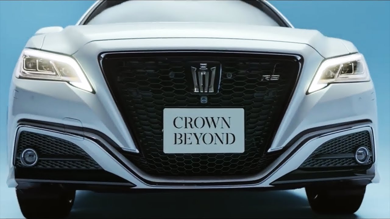 Toyota Crown 2019 Real Beauty