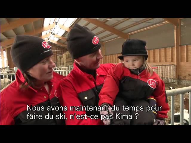 Lely Vector - Experience (French)