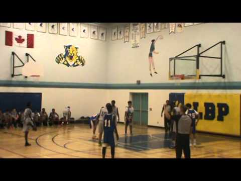 Lester B Pearson vs Immaculata 4th quarter