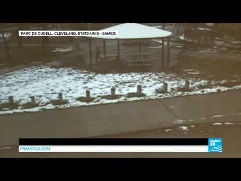 Jeune noir de 12 ans abattu à Cleveland : la vidéo qui accable la police