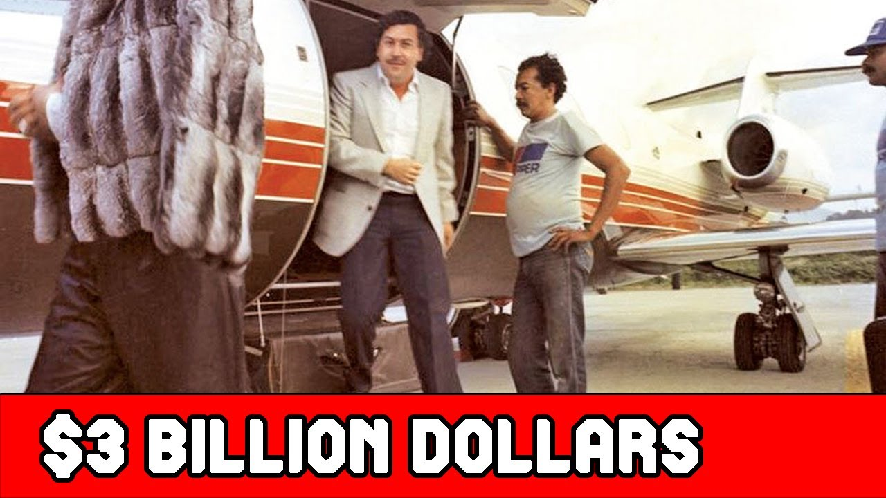 14 Expensive Things Previously Owned By Billionaire Pablo Escobar